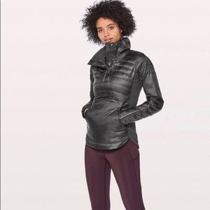 Lululemon Down for a Run Pullover II